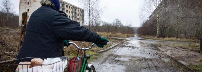 Villes fantômes : Klomino, le «paradis perdu» des nazis