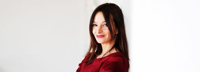 Dictée du Figaro: Éliette Abécassis face à Amélie Nothomb