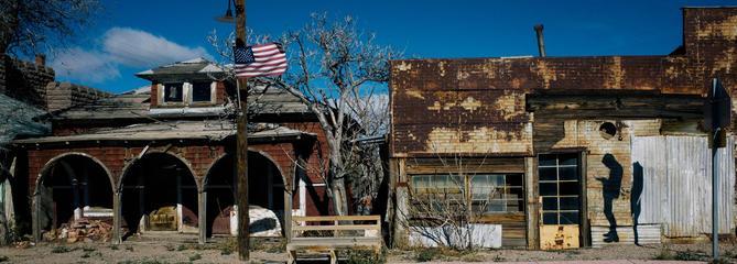 Villes fantômes : Goldfield, le bourg hanté de la ruée vers l'or
