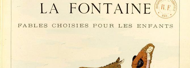 Jean de La Fontaine en dix dates: juin 1667, l'art de la fable renouvelé