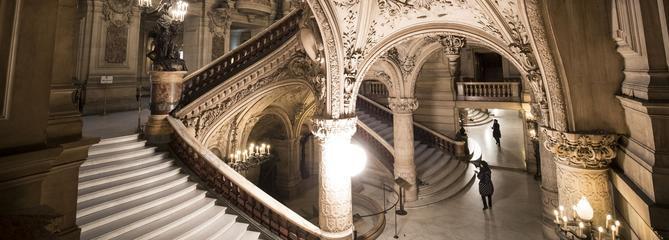 Dans les coulisses de l'Opéra Garnier, ce lieu d'excellence