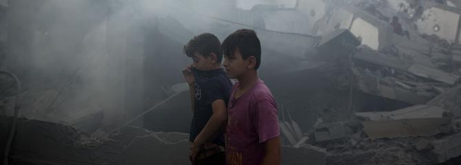 Gaza : cessez-le-feu entre Israël et le Hamas après 24h d'embrasement