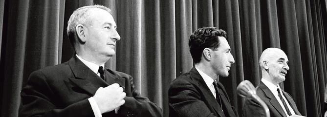 Histoires d'espions : Georges Pâques, la taupe du KGB qui voulait sauver le monde