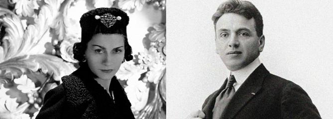 Gabrielle Chanel et Ernest Beaux : les parents terribles de No 5
