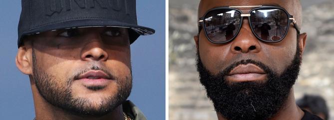 Bagarre à Orly: Booba et Kaaris restent en détention provisoire