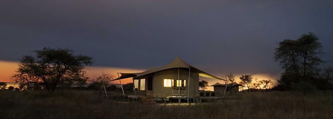 Le voyage réinventé : en Tanzanie, un luxueux camp mobile