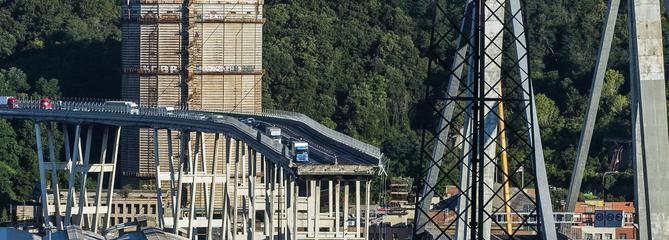 En Italie, un réseau routier vieillissant et négligé