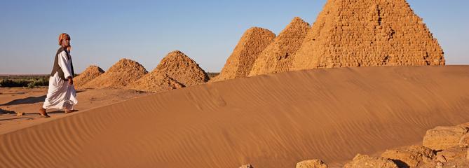 En Égypte, les trésors des pharaons menacés par d'immenses barrages