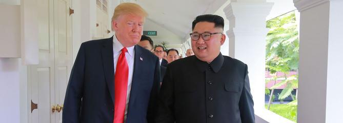 Trump juge «probable» une rencontre avec Kim Jong-un