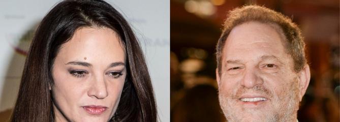 Affaire Asia Argento: l'avocat d'Harvey Weinstein crie au scandale