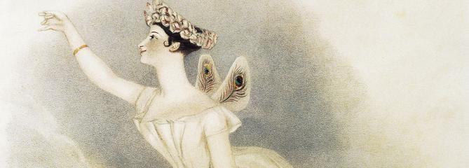 «Esprit, es-tu là ?» : La Sylphide, la magie blanche du ballet
