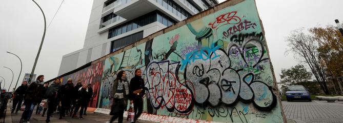En Allemagne, la polémique enfle autour d'un nouveau mur de Berlin