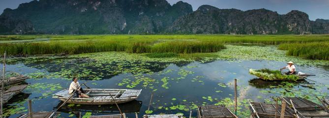 Vietnam : de Hanoï à Along, à la recherche du souvenir français