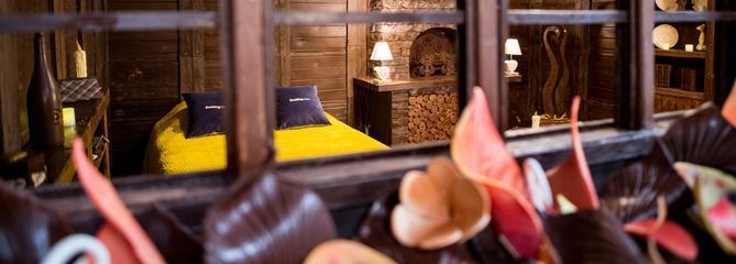 Insolite: dormir dans une maison en chocolat