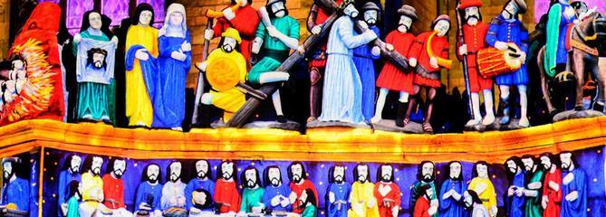 Bretagne : le patrimoine sacré retrouve ses teintes d'antan, des habitants verts de rage