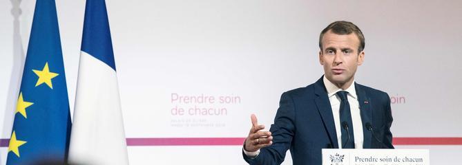 Numerus clausus, assistants médicaux... Ce qu'il faut retenir du plan santé de Macron