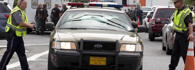 États-Unis: plusieurs morts lors d'une fusillade dans le Maryland
