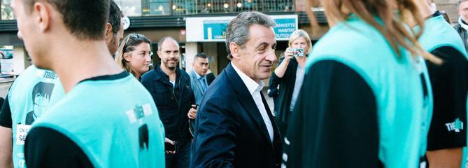 La nouvelle vie de Nicolas Sarkozy