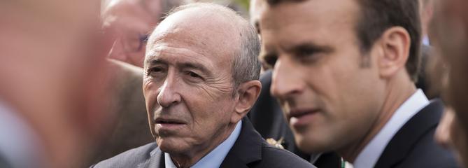 En privé, Collomb ne retient plus ses coups contre Macron