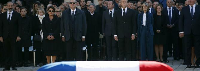 Charles Aznavour : l'émouvant hommage de la France et de l'Arménie