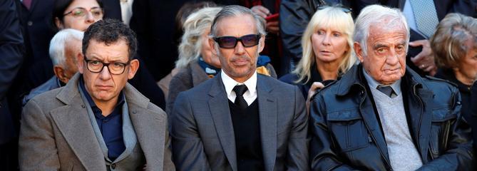 Hommage national à Charles Aznavour: revivez en images la cérémonie