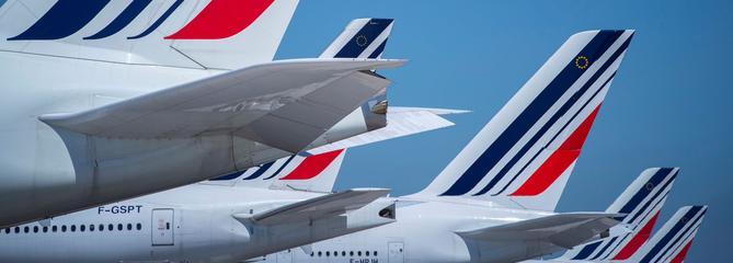 Air France reprend ses négociations salariales à zéro