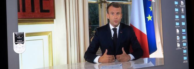 «Faux», «fuyant»... L'opposition critique l'allocution de Macron