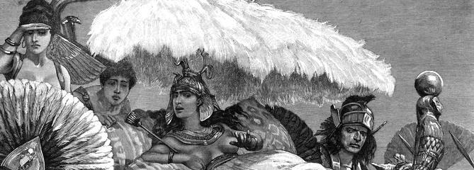 Cléopâtre, idées reçues sur la reine fatale