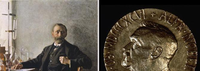 Alfred Nobel, père de la dynamite et pacifiste convaincu est né il y a 185 ans