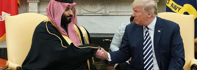 Affaire Khashoggi : Donald Trump pointe les «mensonges» de Riyad