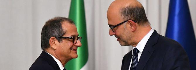 L'Italie maintient son budget mais promet de rester dans l'euro