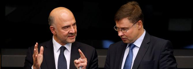 La Commission européenne rejette le budget italien, une première