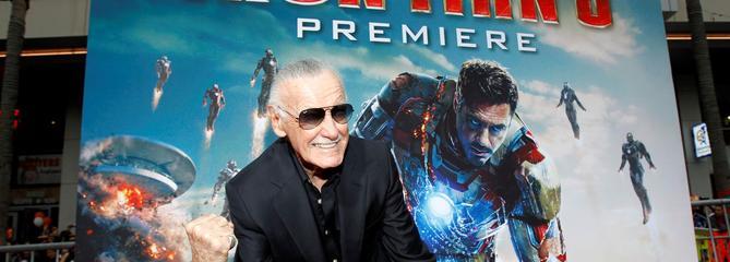 Stan Lee, père de Spider-Man et légende du comics, est décédé