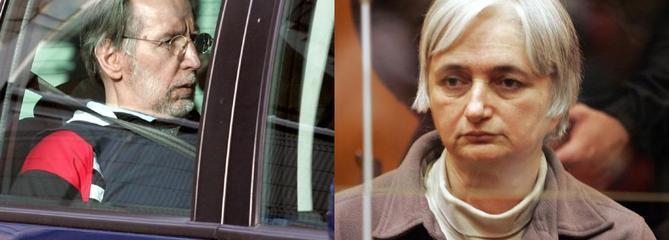Michel Fourniret et Monique Olivier devant la justice pour un crime crapuleux