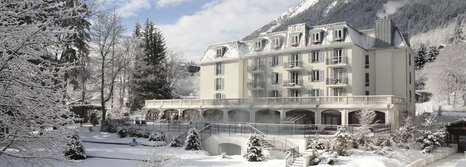Hôtels à la montagne : la piste aux étoiles