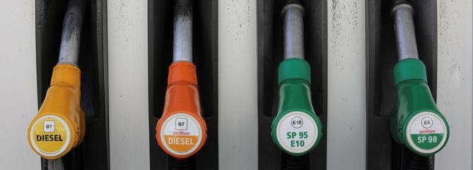 Il y a sept ans, les carburants étaient au même prix