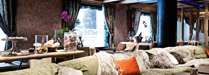 Des lits d'initiés : Les Suites, à Tignes