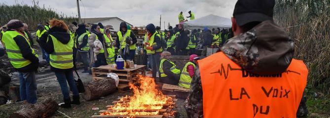 «Gilets jaunes»: les organisations syndicales en ordre dispersé