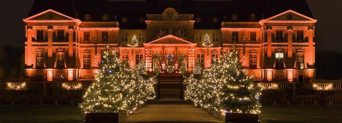 C'est Noël au château de Vaux-le-Vicomte