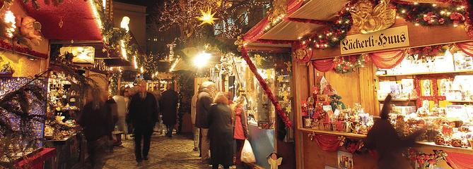 Bâle, une escapade féerique pour les fêtes de fin d'année