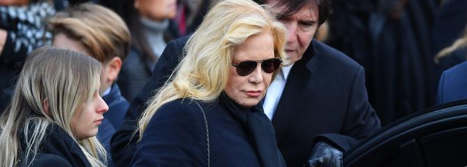 Mort de Johnny Hallyday: Sylvie Vartan «ne peut pas imaginer qu'il soit parti»