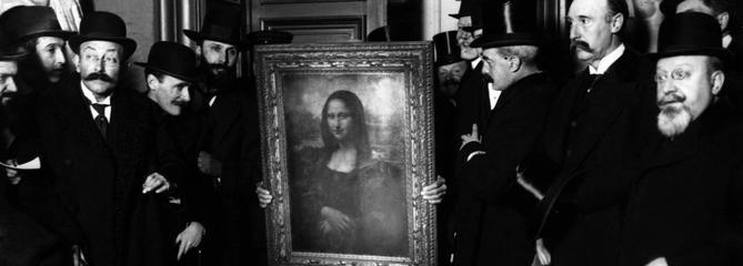 La Joconde disparue est retrouvée en Italie le 12 décembre 1913