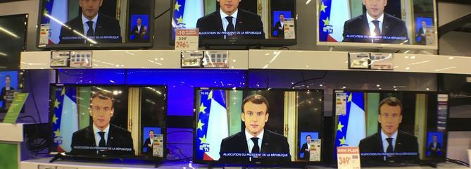 Annonces de Macron: lundi, les ministres ont été mis devant le fait accompli