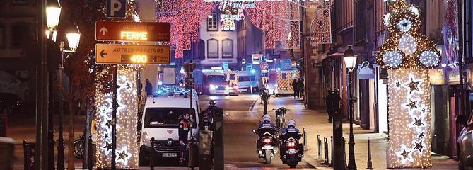 Ce que l'on sait sur l'attaque sanglante qui a endeuillé Strasbourg