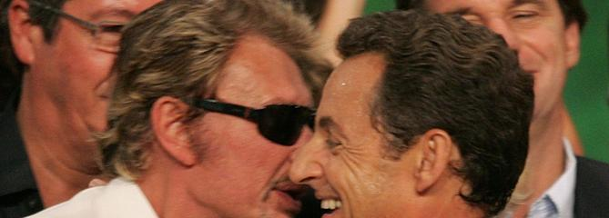Les passe-droits de Johnny Hallyday dénoncés par un ancien du cabinet de Nicolas Sarkozy