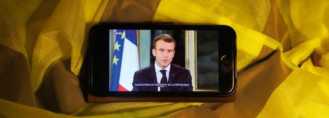 Dos au mur, Macron peut-il encore réformer la France?