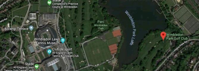 Wimbledon rachète le terrain de golf voisin pour s'étendre à partir de 2022