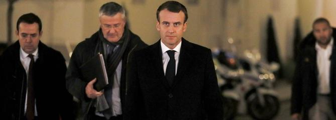 Attentat de Strasbourg : Macron se rend sur place