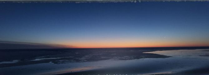 Cap sur l'Arctique russe avec les marins du Fedor Ushakov