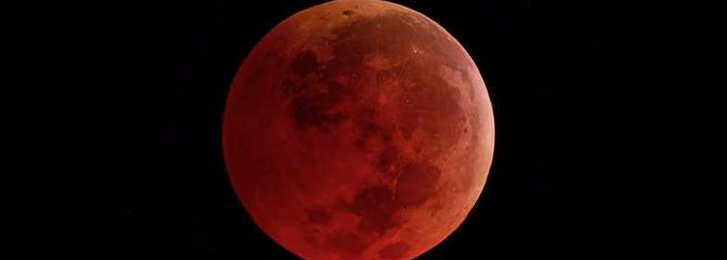 Éclipse totale : une «superlune de sang» dans la nuit de dimanche à lundi